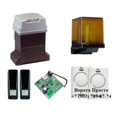 Полный комплект автоматики для откатных ворот FAAC 746ER