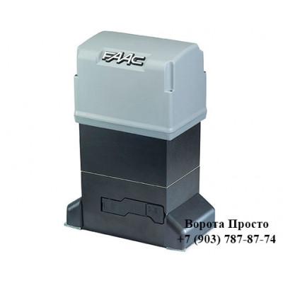 Промышленный привод для откатных ворот Faac 844 R 3PH