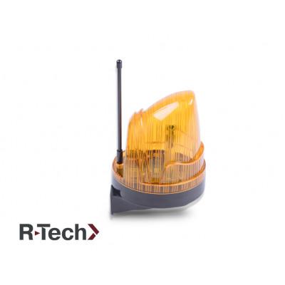 Лампа сигнальная со встроенной антенной
