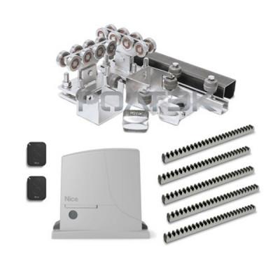 Ролтэк ЭКО комплектующие до 500 кг 6 м + автоматика Nice ROX600KLT