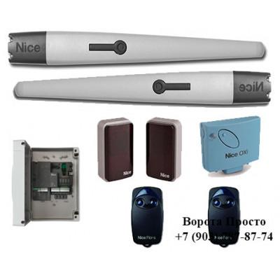 Комплект линейной автоматика для распашных ворот Nice TO5016PKIT1