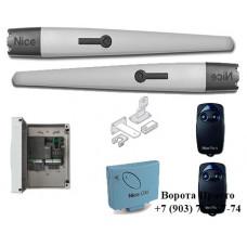Комплект автоматики для распашных ворот Nice TO5016PPLA16KIT