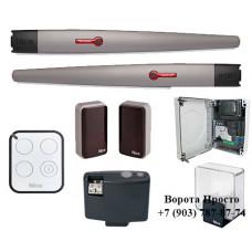 Комплект высокоскоростной линейной автоматики для распашных ворот Nice TO5024HSBDKIT2 с обратной связью