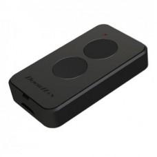 Пульт-брелок д/у для ворот и шлагбаумов Doorhan Transmitter 2 PRO-Black