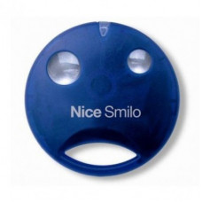 Пульт-брелок д/у для ворот и шлагбаумов Nice Smilo 2 Blue