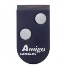 Пульт-брелок д/у для ворот и шлагбаумов GENIUS Amigo 2