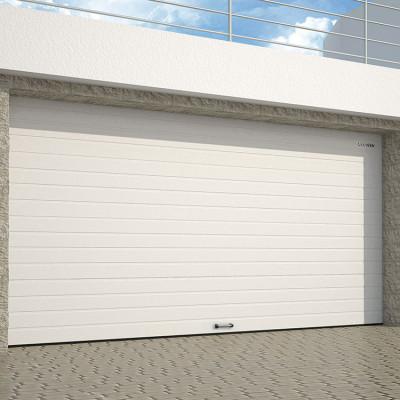 Гаражные секционные ворота Doorhan RSD02 2700х2100 мм