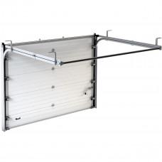 Гаражные секционные ворота Hormann LPU40 2250х1875 мм