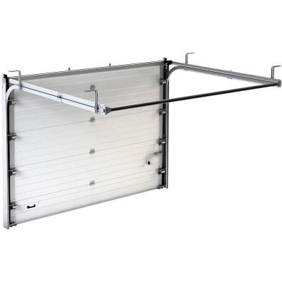 Гаражные секционные ворота Hormann LPU40 2250х2125 мм